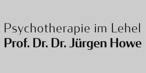 Psychotherapie - Professor Dr. Dr. Howe